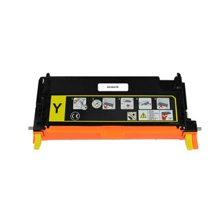 Alternativ TONER Xerox Phaser 6180 Yellow