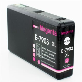 Alternativ PATRONE Epson T7903XL Magenta