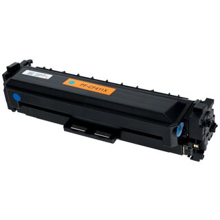 Alternativ TONER Hp CF411X Cyan