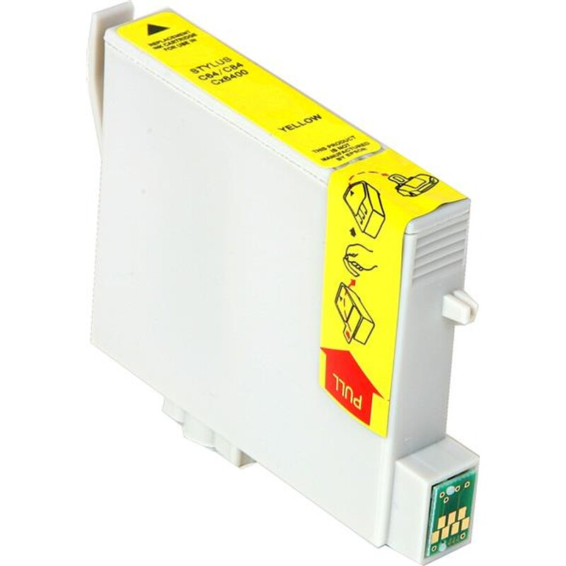 Alternativ PATRONE Epson T0444 Yellow