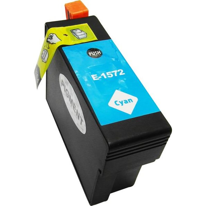 Alternativ PATRONE Epson T1572XL Cyan