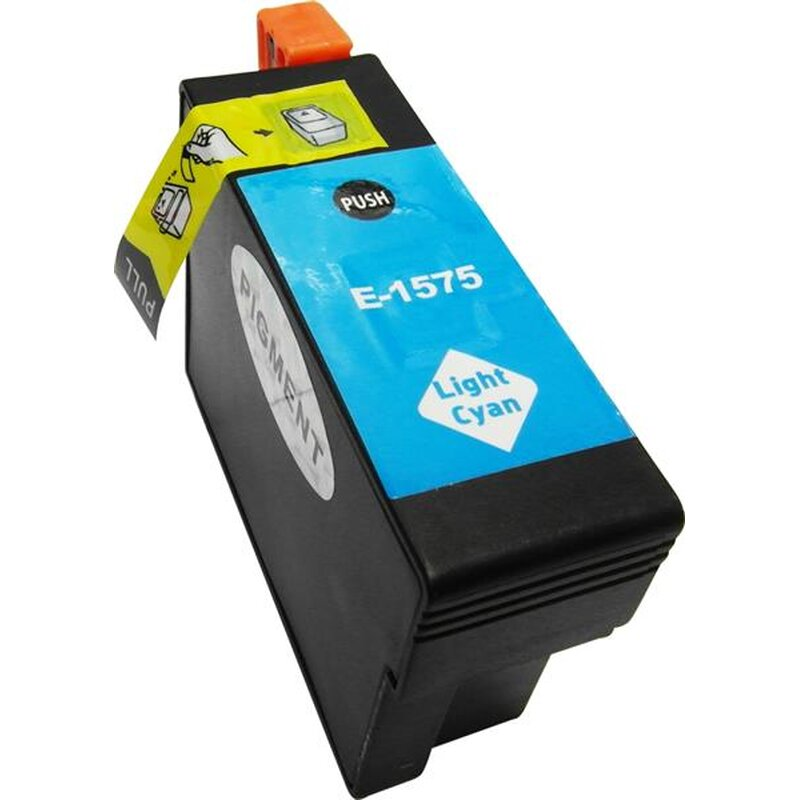 Alternativ PATRONE Epson T1575XL LightCyan