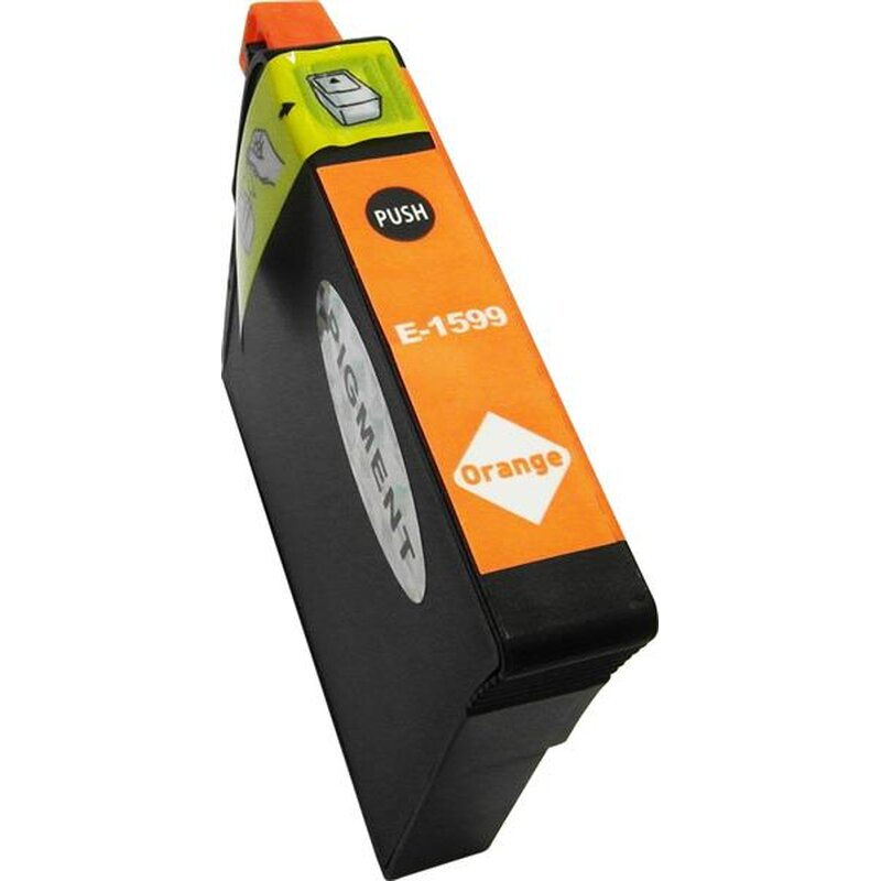 Alternativ PATRONE Epson T1599 Orange
