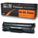 4 Alternative Toner zu HP CF 279A / HP 79A Black
