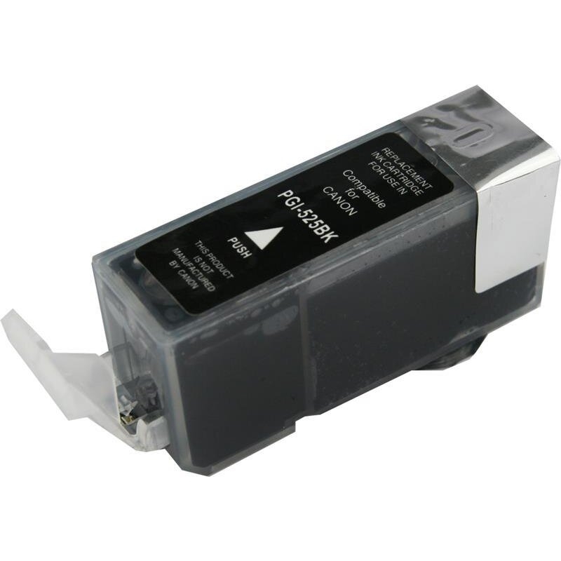 20 Alternativ PATRONEN Canon PGI525 Black ohne Chip