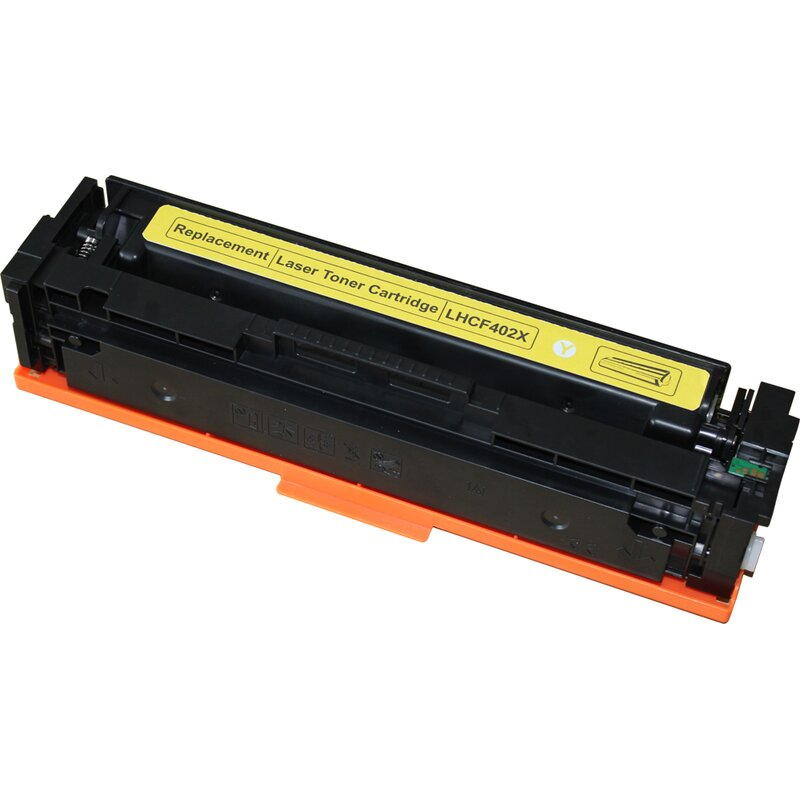 Alternativ TONER Hp CF402X / 201X / 045H Yellow